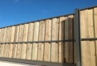 Auchenflower Lap and cap timber fencing 1