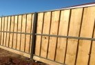 Auchenflower Lap and cap timber fencing 4